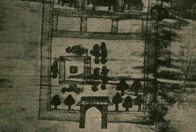 Babri Masjid built on Ram Janmabhoomi after 1717 CE