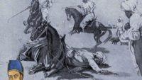 Subhrak, Horse which killed Qutbuddin Aibak