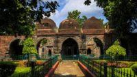 Zafar Khan Ghazi Masjid at Tribeni was Ancient Vishnu Temple