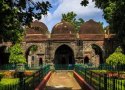 Zafar Khan Ghazi Masjid at Tribeni was Ancient Vishnu Temple