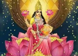 Significance of Gods, Goddesses on Lotus Flowers