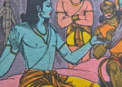 Muhurtas described in Ramayana