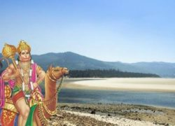 How Camel became Vehicle of Lord Hanuman