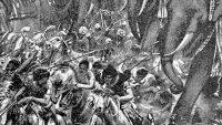 Kashmir King who killed Sri Lanka King in 7th century BCE