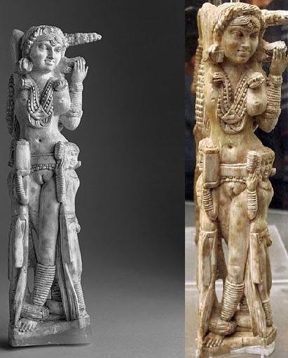 Indian Statutte Pompeii