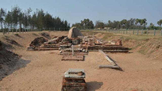300 BCE Subrahmanya Temple Saluvankuppam