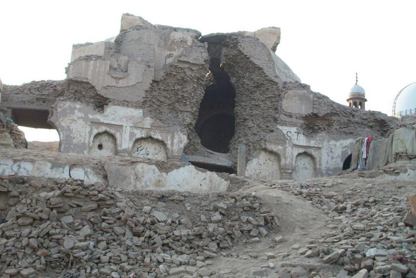 Multan Prahladapuri Temple Ruins