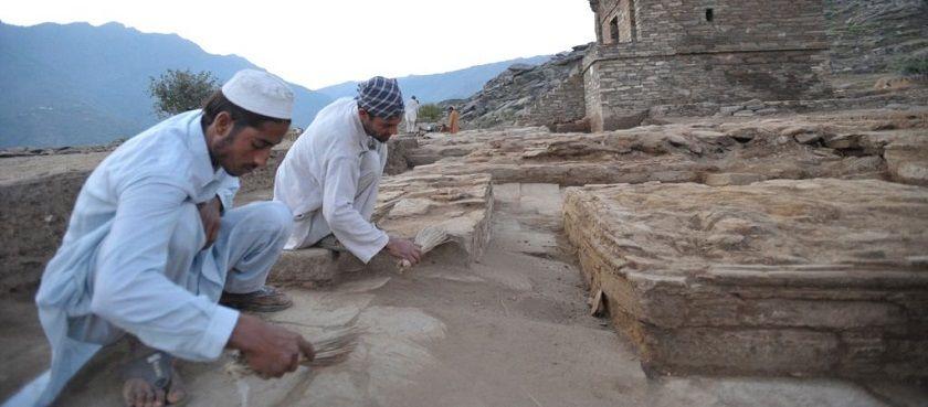 Barikot Ghundai Pakistan Archaeology