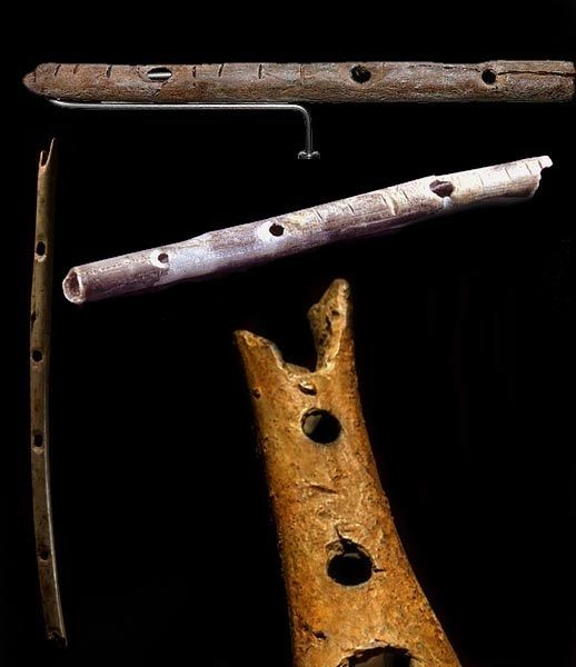 40000 years ancient flute germany