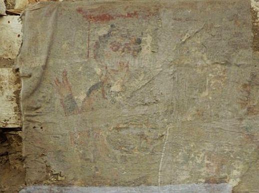 6th century jesus christ painting