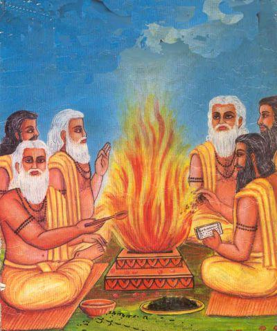Havan Agnihotra Homa