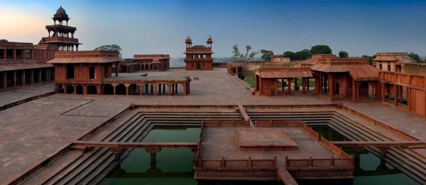 Fatehpur Sikri Anup Talao