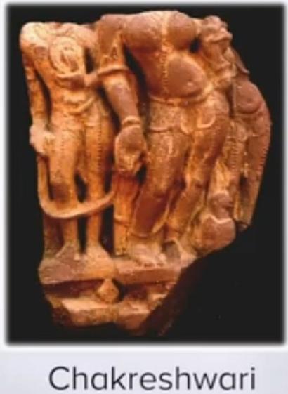 Fatehpur Sikri Goddess Chakreshwari