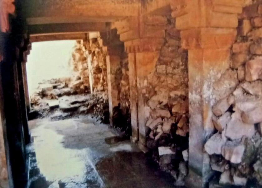 Fatehpur Sikri Rajput Pillars