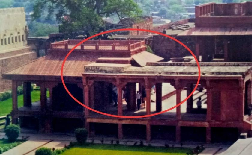 Fatehpur Sikri Rajput Architectures