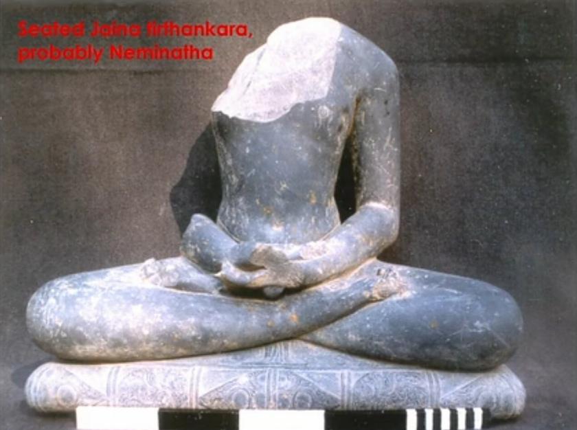Beheaded Lord Neminatha