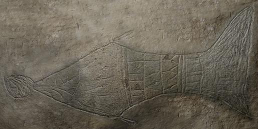 jonah big fish ancient tomb jesus
