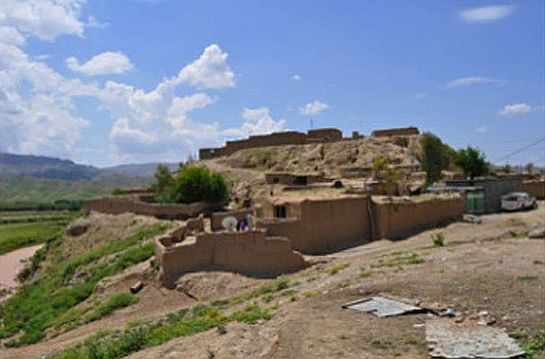 idu city mound iraq