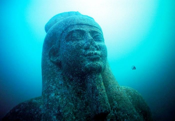 lost city of heracleion egypt