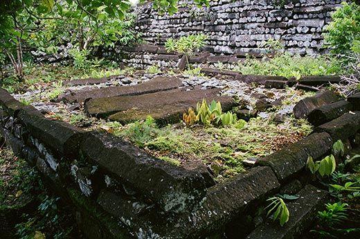 nan madol city ruins