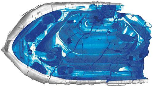 oldest zircon gemstone australia