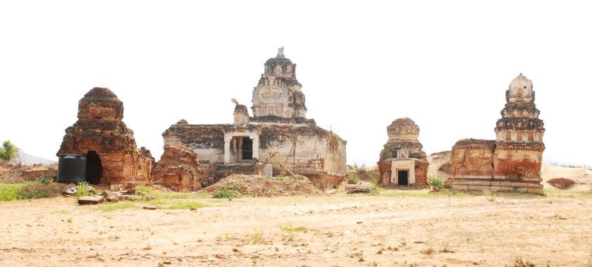 siddhavatam 108 siva temples