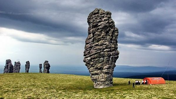ural megalithic structures