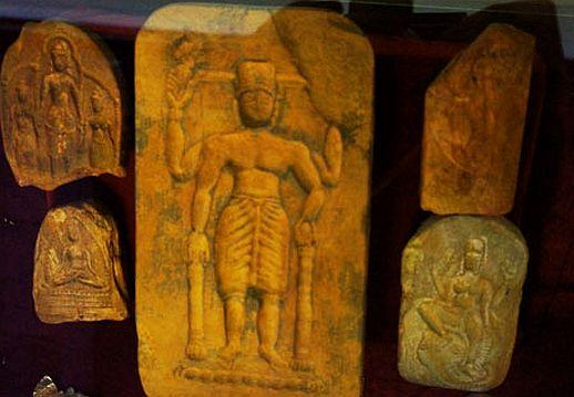 vietnam vishnu vedic gods statues
