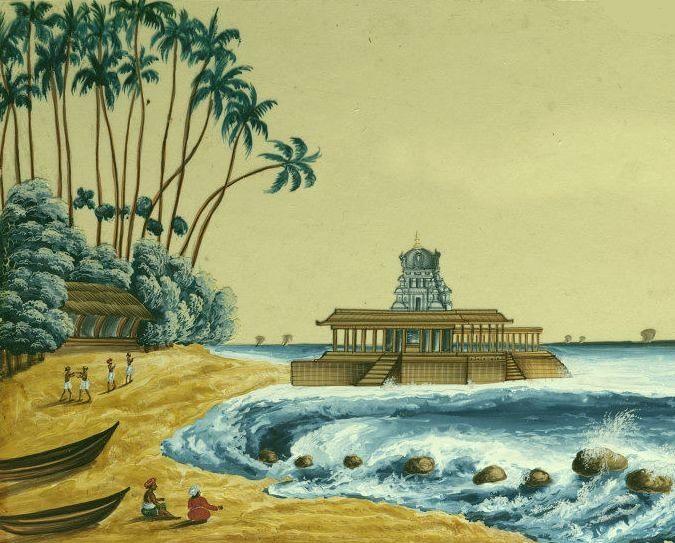 visakheswara temple