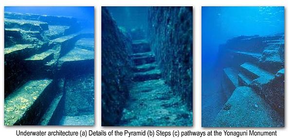 yonaguni underwater monuments