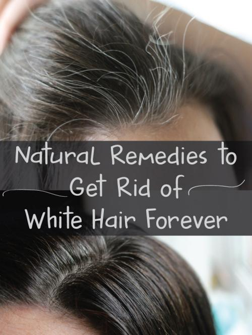 Grey Hair To Natural Color Permanently In 40 Days Health
