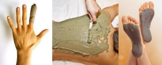 medicinal clay usages