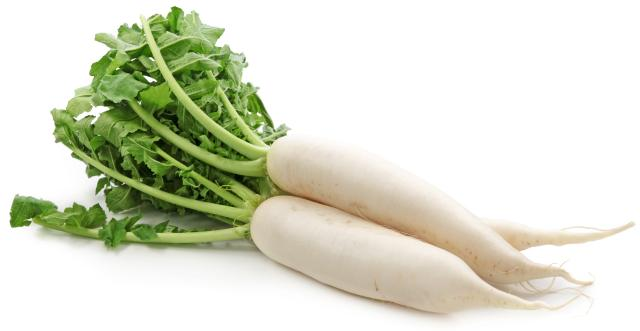 Daikon White Radish Medicinal Uses Side Effects Precautions