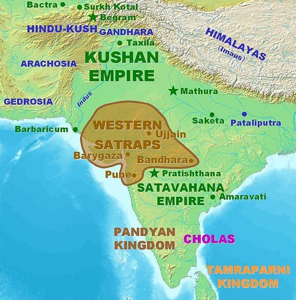 Kshaharata Empire
