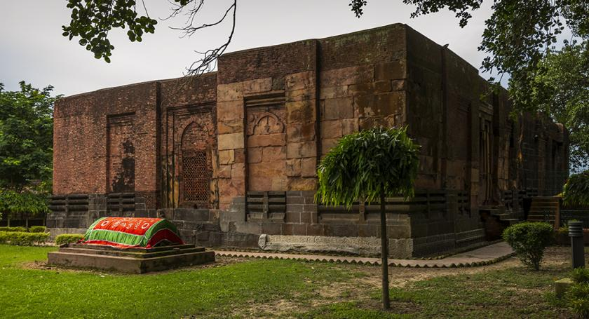 Zafar Khan Ghani Masjid West Face