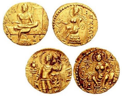 Samudra Gupta Coins