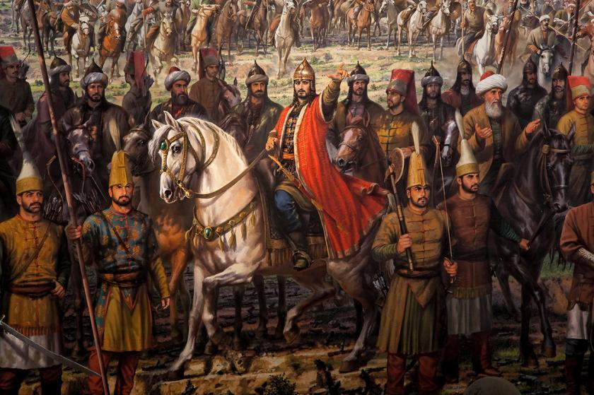 Tirumala Invasion by Abdullah Qutb Shah