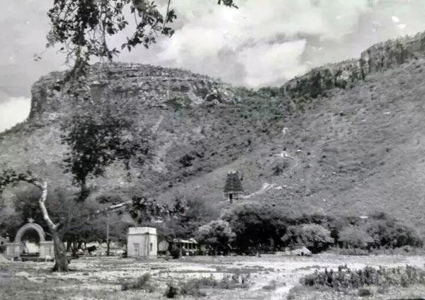 Tirupati Alipiri Steps Old Photo