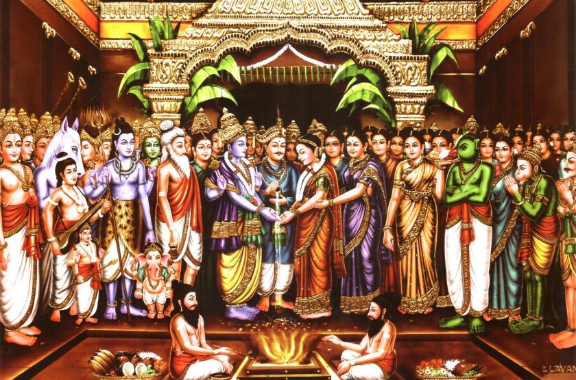 Tirumala Venkateswara Padmavati Kalyanam