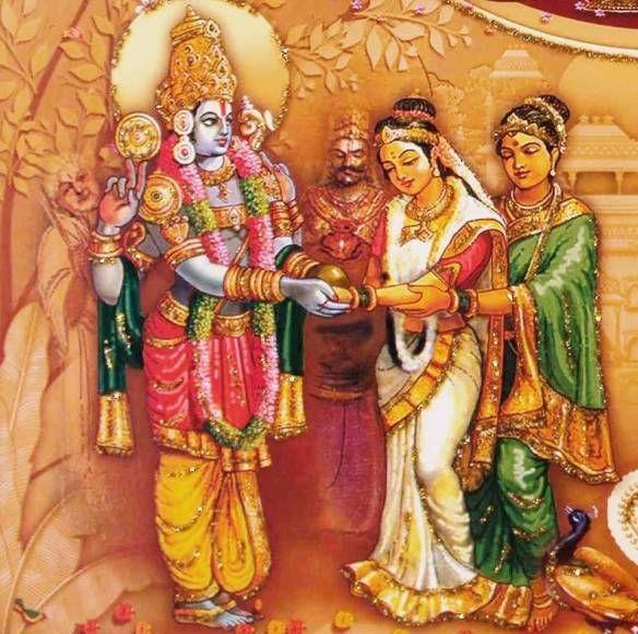 Tirumala Venkateswara Padmavati Wedding