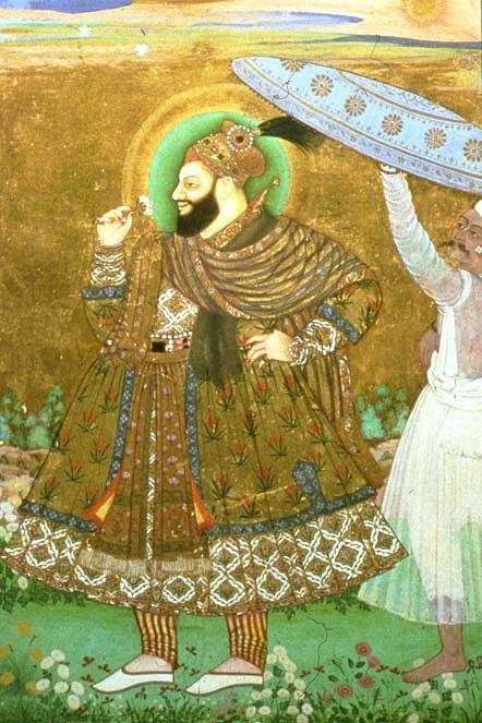 Abul Hasan Qutb Shah or Tana Shah