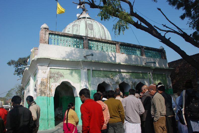 Hemachandra Vikramaditya Samadhi Sthal