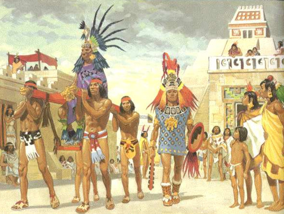Aztecs in Mexico Civilization