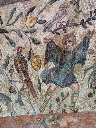 children hunting roman tilak 6