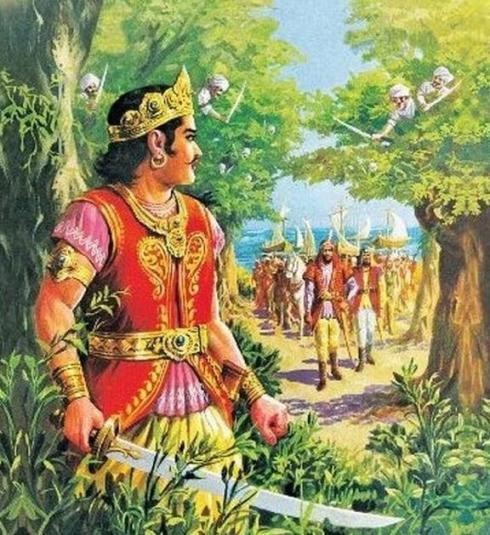 Kashmir Kings Baladitya