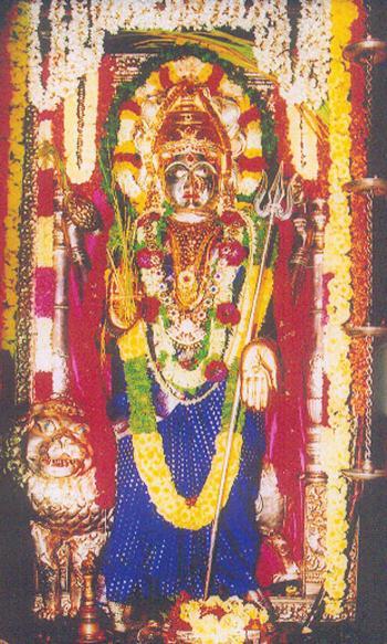 Goddess Mangala Devi