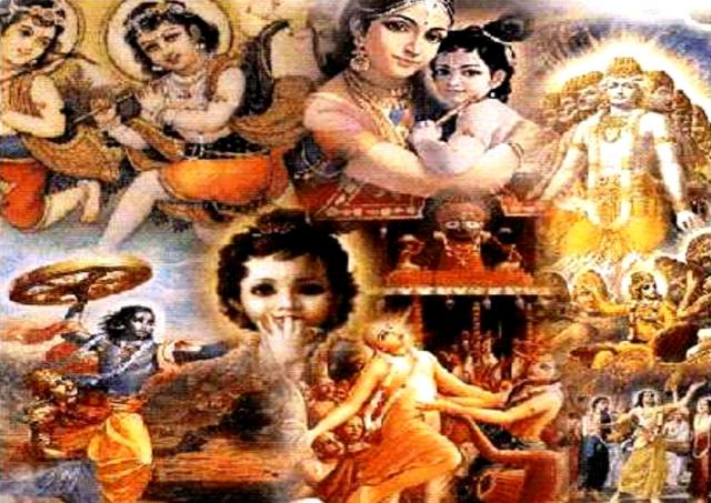 Sri Krishna Date of Birth, Life Events Dates