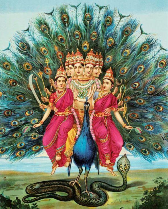 Karthikeya Valli Devasena