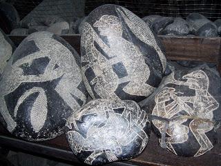 ica stones peru