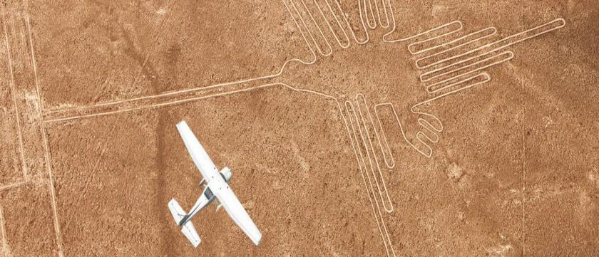 nazca lines flight ancient airport